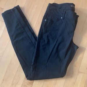 The limited skinny stretch jeans size 0